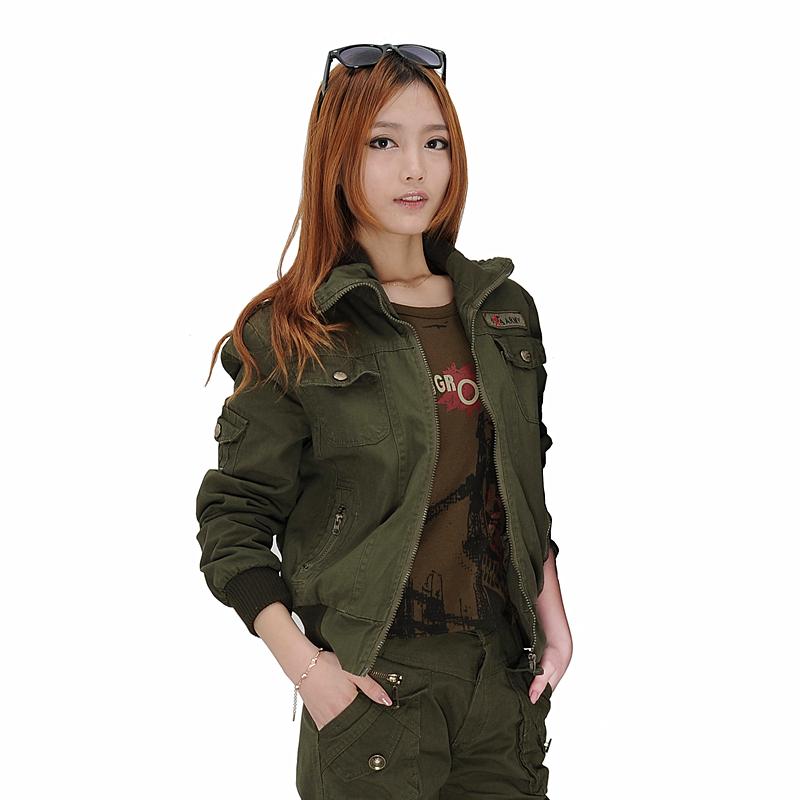 Женская Военная Одежда
