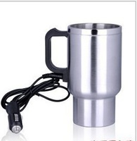 12V car electric heating, mug, travel mug, car special cup 2013 new health