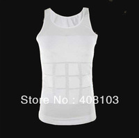 1pcs/lot Hot Men Absorbant Underwear Body Shaper Belly Cincher Waist Tights Lose Weight(opp bag)