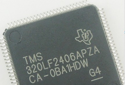 100% NEW TMS320LF2406 DSP CONTROLLERS IC ( TMS320LF2406APZA )(China (Mainland))