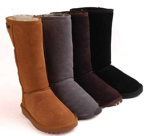 wholesale hot new fashion women winter Snow High boots outerwear shoes boot classic tall collection boots(China (Mainland))