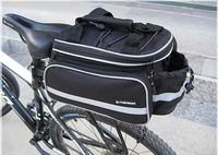 2013 outdoor road bike bag large space nylon rain cover Messenger Bag Cycling bick  free shipping