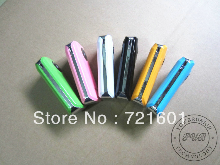 PB022 5600mAh Power Bank External Backup Battery/USB Portable Charger Free Shipping 150pcs(China (Mainland))