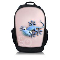 Cute Lizard 15.6 Inch Netbook / Notebook / Laptop Backpack Bag School Travel Sports Bag Bookbag Worldwide   Free Shipping