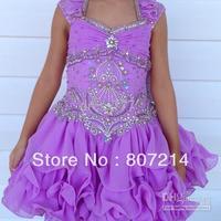 "2013 New Stock Brand New Little Rosie Pageant Dress Glitz SIZE""4t"