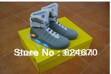 Free shipping 2013 New Arrived Limited Memory MAG Basketball Shoes New Arrived Limited Memory MAG Basketball Shoes(China (Mainland))