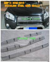 2009-2010 TOYOTA RAV4 Stainless Steel Mesh Grille Grill Insert