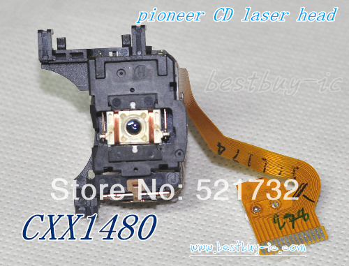 PIONEER 100% Brand new original CXX1480 /CXX1550 Optical pickup CXX-1480 / CXX-1550 for Car audio laser lens/ laser head(China (Mainland))