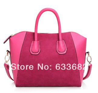 New Products 2013 Fashion Designer Leather Bags Handbags Ladies For Women(China (Mainland))