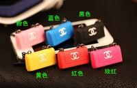 bag shape style earphone jack plug anti dust plug for 3.5mm phone