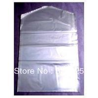 Transparent plastic 90pcs/lots 60*130cm Women's clothes cover bag ,bridal gown bag, clothes cover,Free shipping