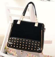2013New arrival women handbag, leather shoulder bag lady, free shipping,1pce wholesale.MD-39