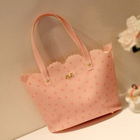 Vivi 2013 scrub jelly bag candy color shoulder bag female bags 5892