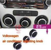passat B6 Volkswagen VW lavida Jetta bora skoda Octavia air conditioner adjusting knob