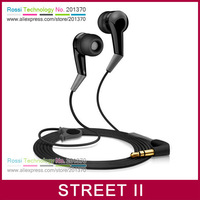 Free shipping CX 350 STREET II High Performance earphone Noise-isolating ear-canal headphone with retail box