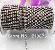 black rhinestone chain promotion