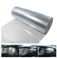 Auto Car  30 x 60cm Car Smoke Fog Light Headlight Taillight Tint Vinyl Film Sticker