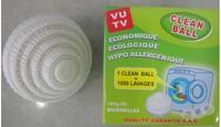 Free shipping! clean ballz ball washing ball Magic Washer Balls as seen on tv,wholesale,retails, 5pcs/lot