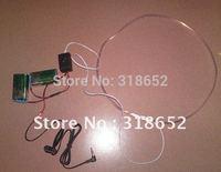 Mini Hidden Earphone For Wireless Hidden Cell Phone Earpiece Earphone E205 HKpost
