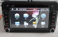 Smart! 7inch HD LCD touch screen car audio dvd  gps player for Volkswagen GOLF CADDY POLO MAGOTAN