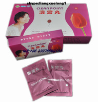 6pcs/lot 100% herbal beautiful life tampon clean point for women with well packing 6pcs/lot