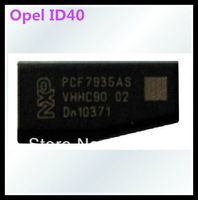 10pcs/lot ID40 Transponder Chip for Opel Car key Free Shipping