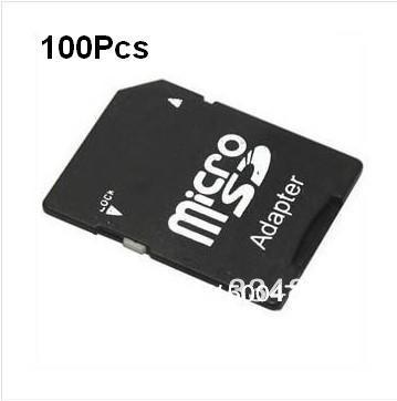 TF Transflash MicroSD Convert to SD Memory Card Adaptor Micro(China (Mainland))