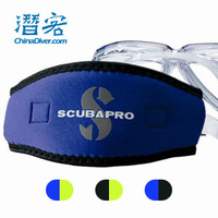 Scubapro mask strap cover mirror belt general submersible mirror with net