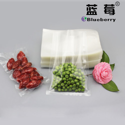 Blueberry 13 19 vacuum retort pouch food vacuum bag dumplings packaging bag transparent vacuum bag 121 deg .(China (Mainland))