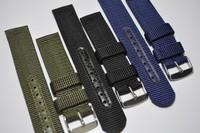 Nylon watch band nylon watchband watch band waterproof watchband 18mm 20mm 22mm 24mm