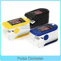 LED Digital finger fingertip digital pulse Oximeter / Oxymeter CE and FDA approval Free Shipping