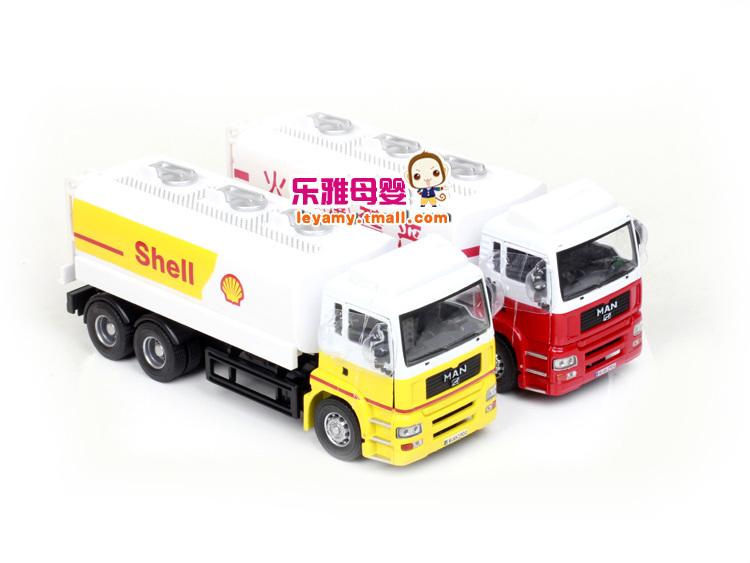 Alloy engineering car set model oil tank truck water sprinkler(China (Mainland))