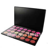 Free Shipping New Fashion 28 Colors Ladies Girl  Makeup Cosmetic Blush Blusher Concealer  LKH26