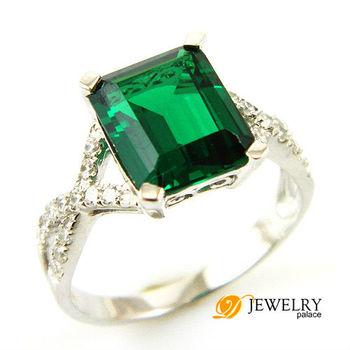 11.5ct изумрудное кольцо. стерлингового серебра 925 размер 6 7 8 бесплатная доставка
