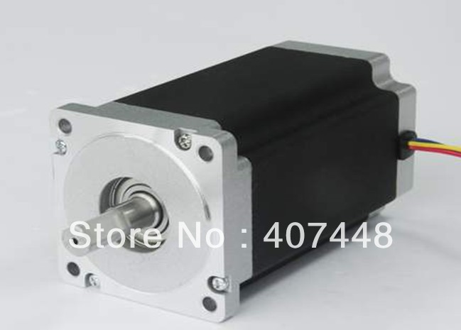 Best selling Nema 34 series hybrid stepping motor 86BYGH5435 3.5A 150mm 2 the maximum torque 11.5N.M phase 4 wire(China (Mainland))