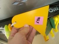 Wholesale 100PCS/LOT Automobile Car Film Spreader Heat Resistant Mini Hand Scraper Blade Paster Knife Tool Free Shipping