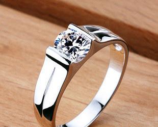 diamond wedding ring 1 carat men's
