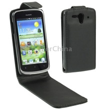 Vertical Flip Holster/ Pouch Case  for Huawei U8818 (Ascend G300)(China (Mainland))