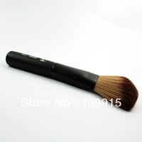 Free Shipping Large Deflection Soft Hair Makeup Face Powder Brusher Blush Brush Cosmetic Tool   LKH47
