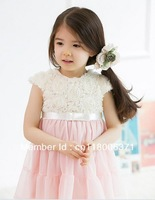 G0199 origin taobao detonation model of invisible zipper cotton jumpsuits child dress foreign trade wholesale brand