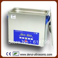 Derui ultrasonic bath cleaner DR-LQ60 6L