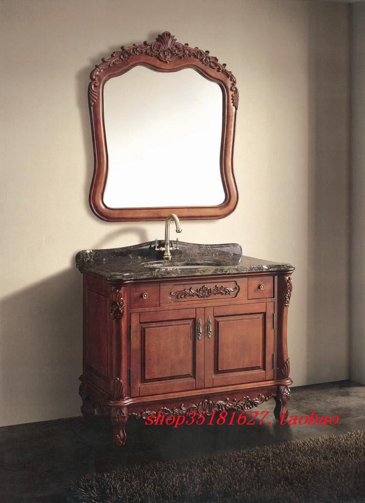 Online kopen wholesale antieke marmeren meubels uit china antieke marmeren meubels groothandel - Antieke stijl badkamer kast ...