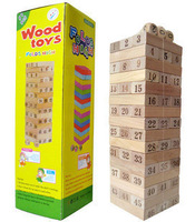 Table wool layers 4 figure blocks buttressed music educational toys buttressed high