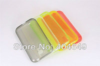 For Samsung Galaxy S4 i9500 Transparent Clear Gel TPU Case