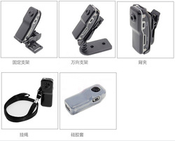 2013 New Arrival Mini DV Camera HD D80S Hand And Sound Control Camera Free Shipping(China (Mainland))