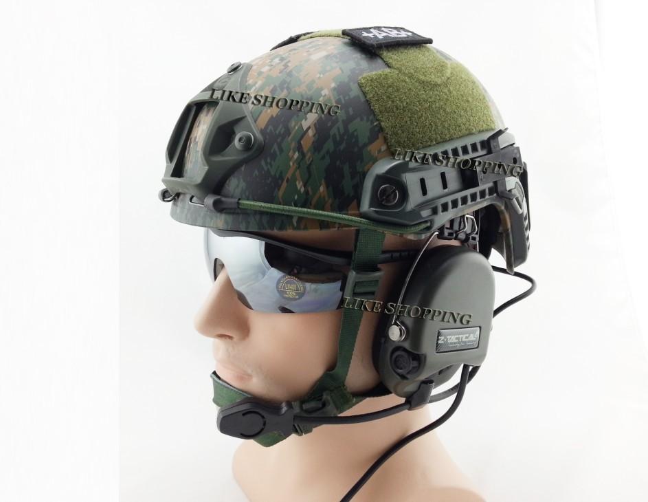 Fast Ballistic Helmet Cover Fast Ballistic Helmet /airsoft