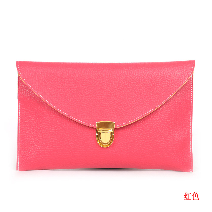 2013 New Womens fashion Envelope Clutch Purse Lady Handbag Messenger Tote Shoulder Hand Bag(China (Mainland))