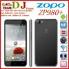 ZOPO ZP980 quad core mobile phone 5inch FHD IPS 1920*1080 screen 1G RAM 16G ROM Dual Camera 13MP android 4.2