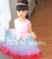 2013 girls summer dress children skirt girl skirt girl skirt 12212