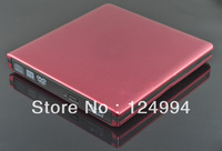 USB 3.0 External Slot in Loading CD DVD RW Optical Drive Burner Superdrive+LightScribe+3D player.free shipping